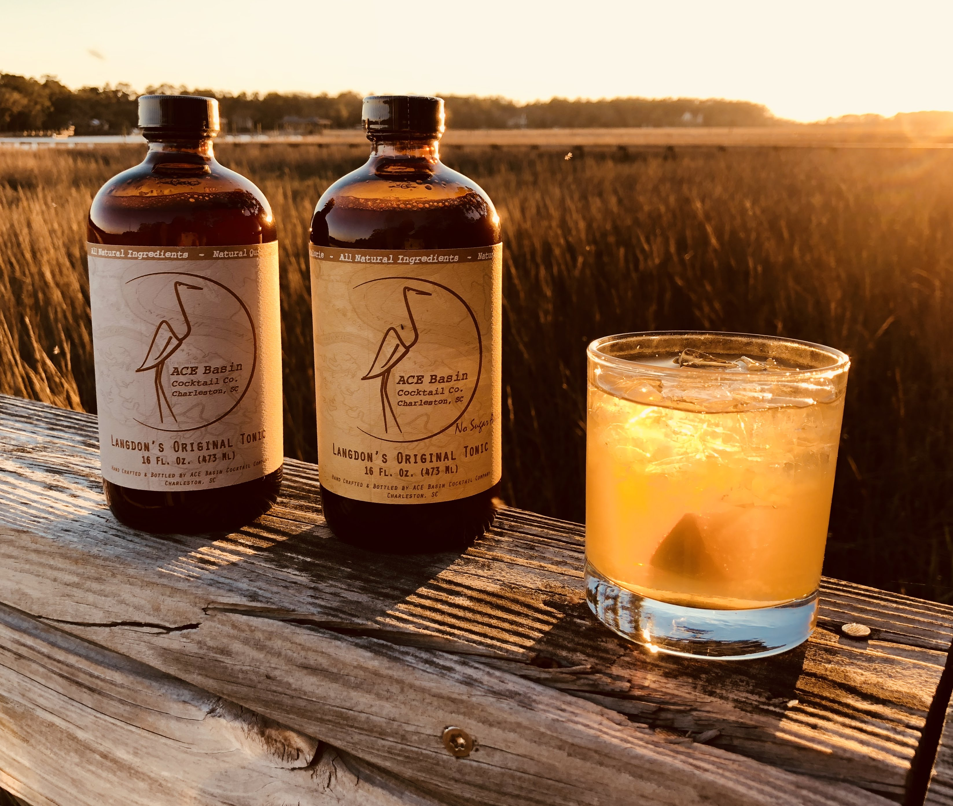 ACE Basin Cocktail Co. will add some fun to your Homegating party! - Featured Image