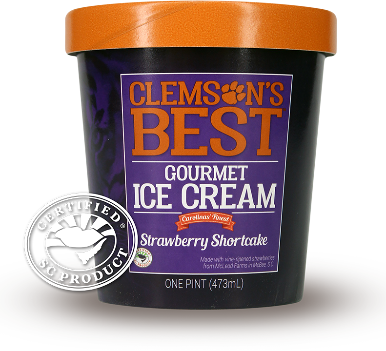 Clemson's Best Ice Cream is now being shipped nationwide - Featured Image