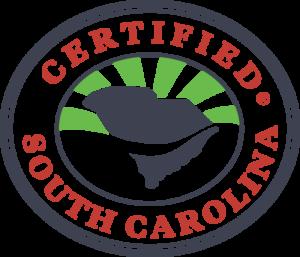 Certified South Carolina Logo